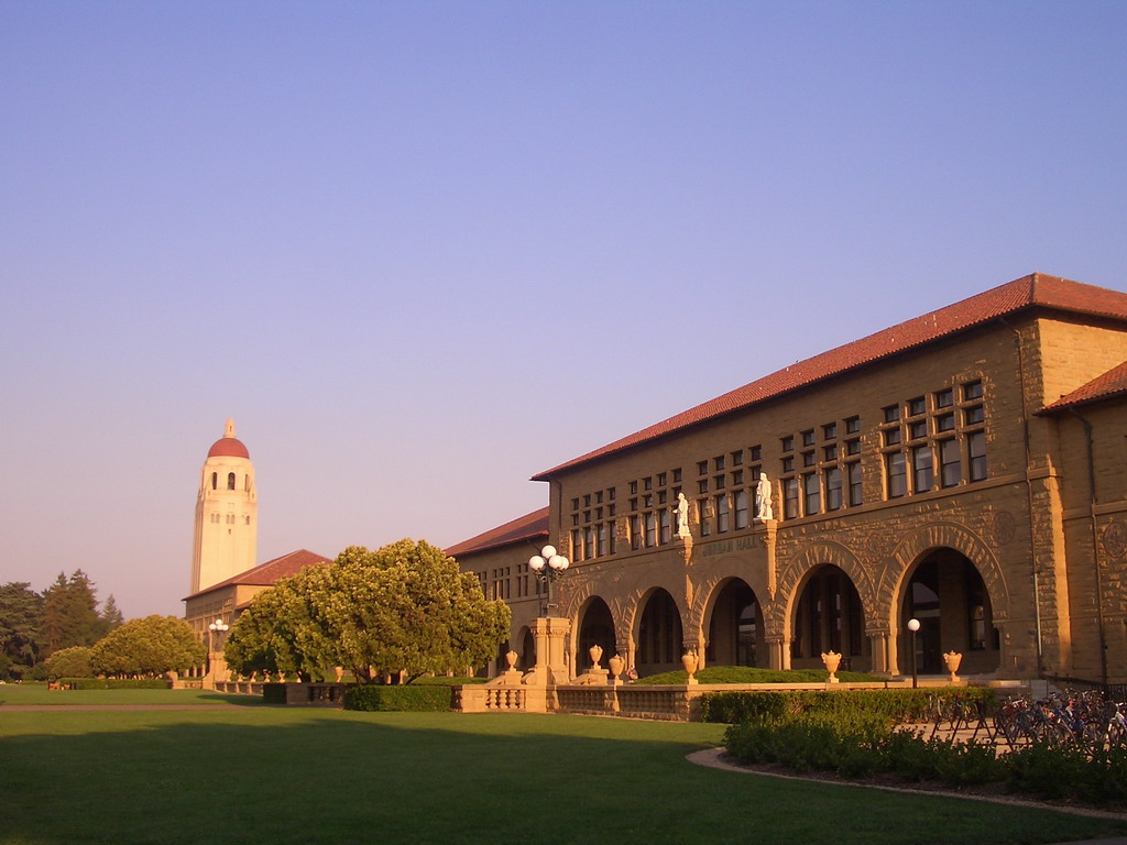 Stanford - Main Quadrangle