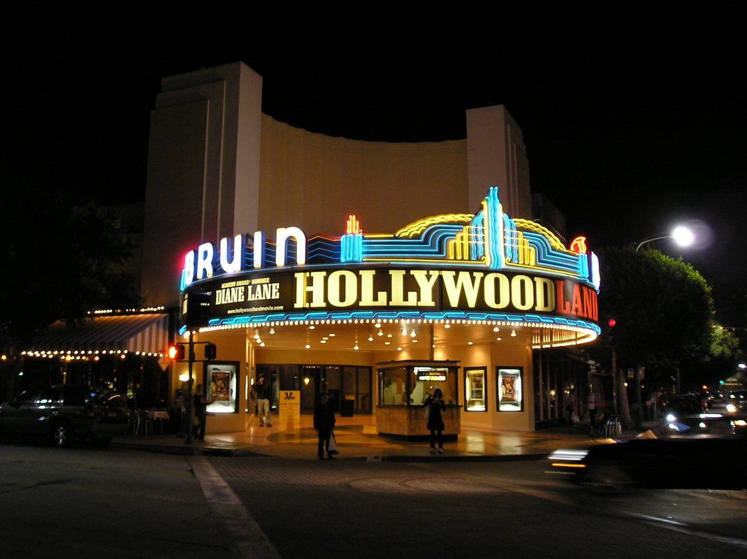 Bruin Theater - Westwood