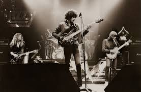 Thin Lizzy - Finding their way to the North Pole