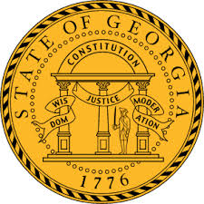 The Seal of the State of Georgia