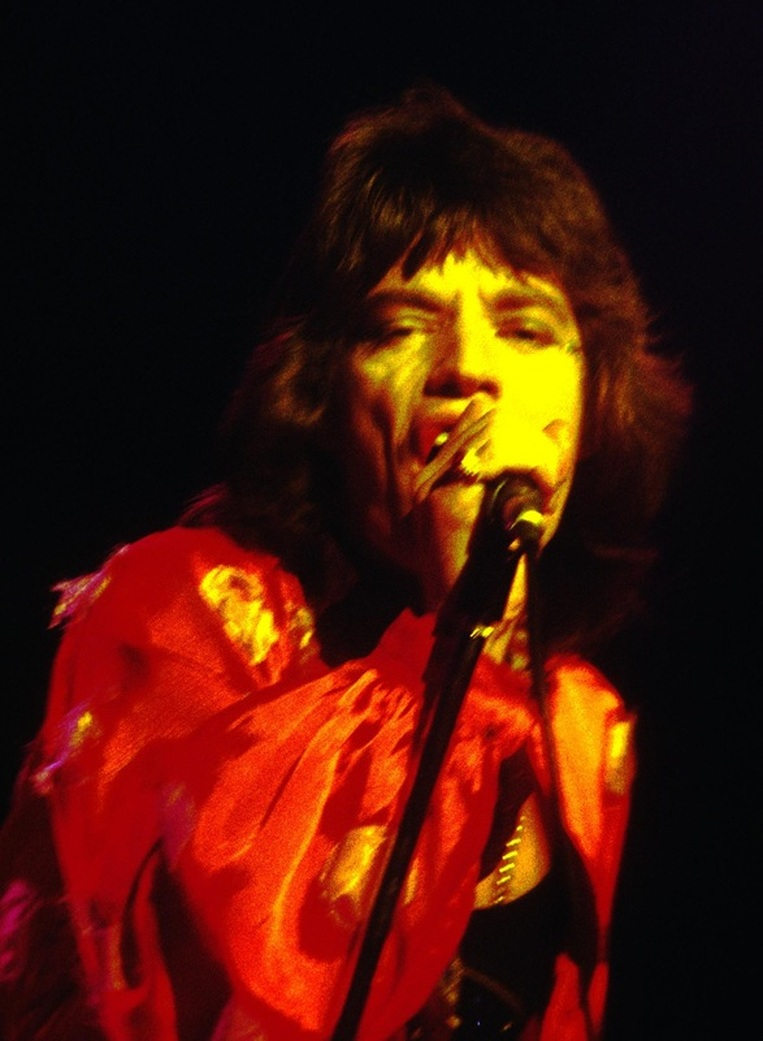 Mick Jagger - Street Fighting Man